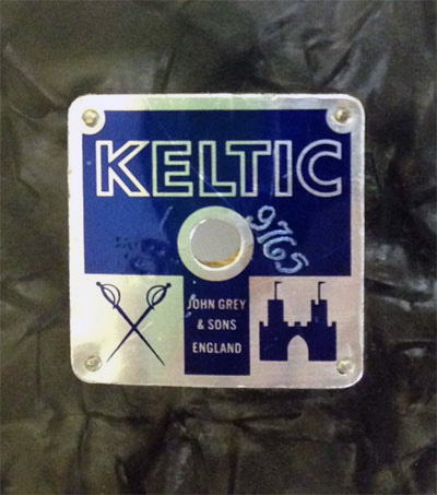 keltic label